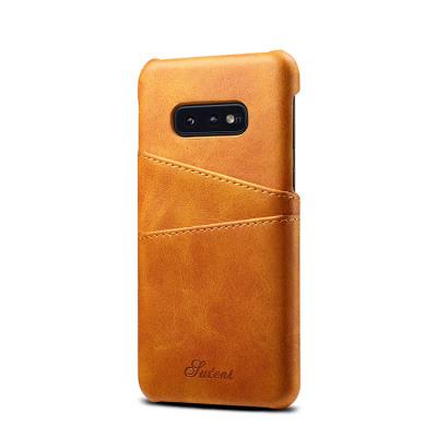 Samsung Galaxy S10e Case Casebus - Classic Suteni Wallet Phone Case - Slim Leather Back Credit Card Holder Protective Case