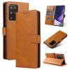 Casebus - Classic Folio Wallet Phone Case - Premium Leather, Credit Card Holder, Magnetic Closure, Flip Kickstand Shockproof Case