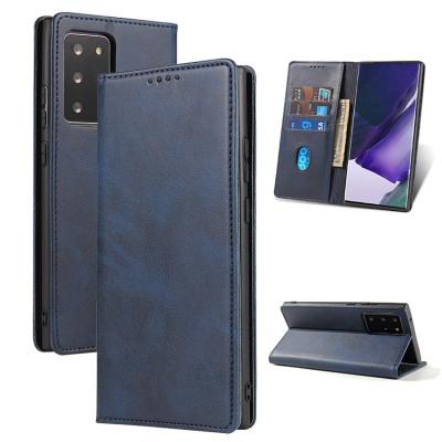 Samsung Galaxy S10e Case Casebus - Magnetic Folio Wallet Phone Case - Premium Leather, Credit Card Holder, Magnetic Closure, Flip Kickstand Shockproof Case