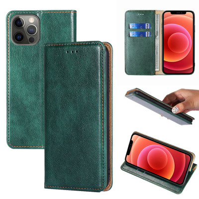 Casebus - Premium Wallet Phone Case - Magnetic Closure Flip Folio Cover with Kickstand and Card Slots