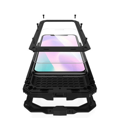 Case Heavy Duty Tank (with Screen Protector)